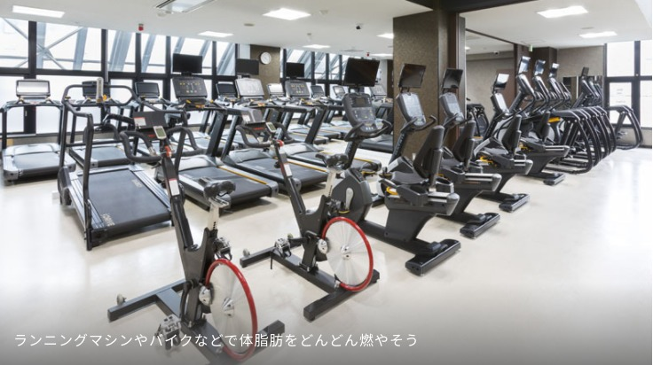 ティップネス町田店の施設画像
