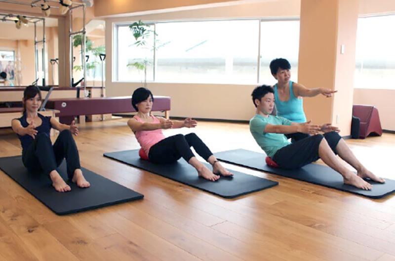 zen place pilates 浜田山の施設画像