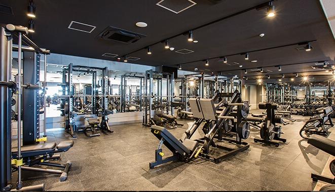 ティップネス駒沢大学店の施設画像