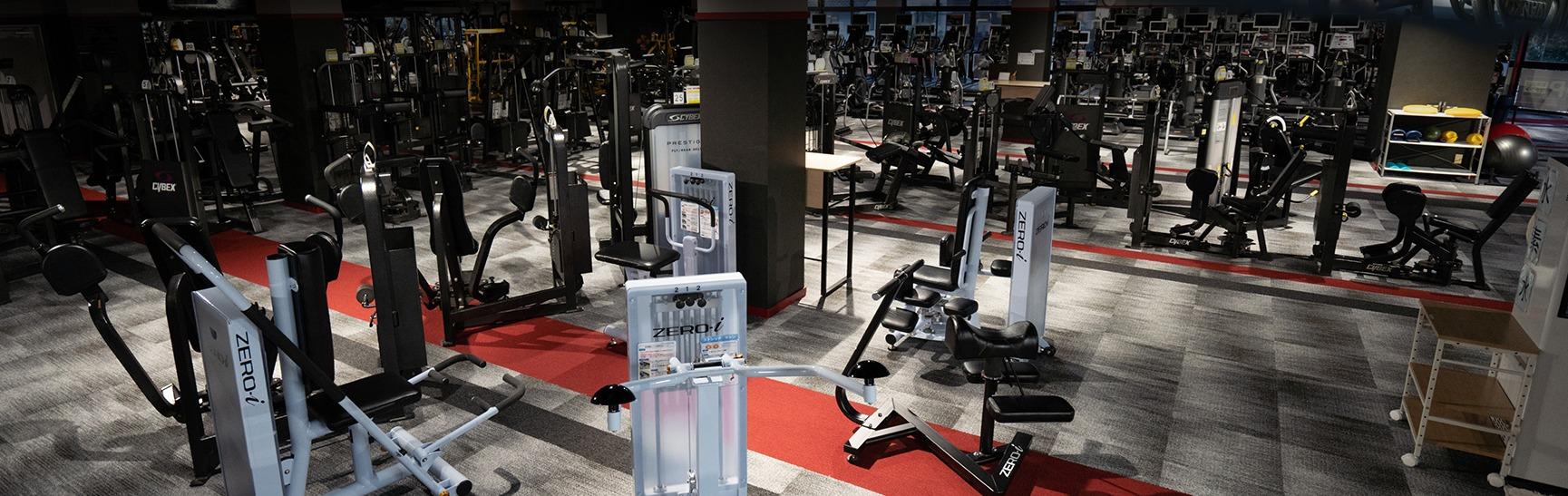 エイブルスポーツクラブ広島の施設画像