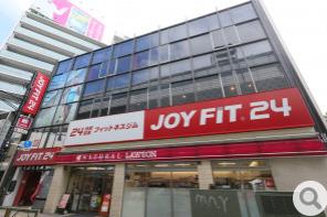 JOYFIT24上馬の施設画像