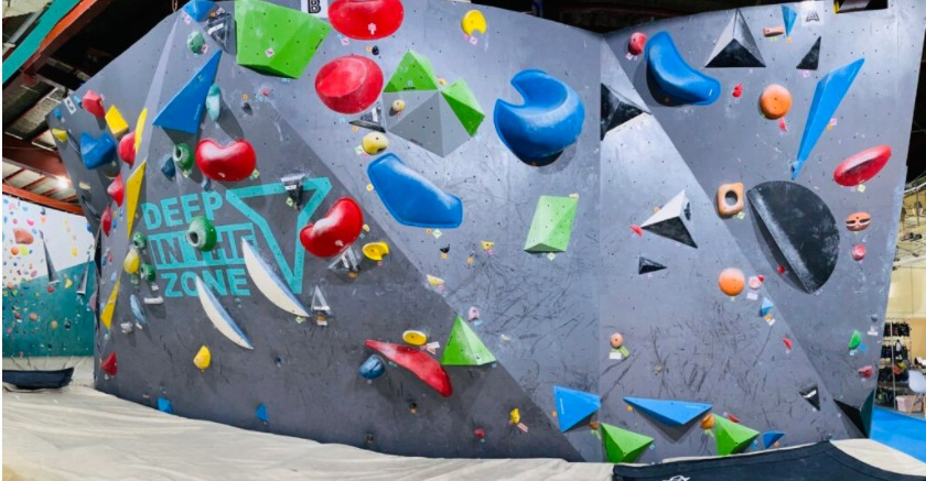 Bouldering Gym Zoneの施設画像